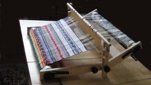 Станок для ткания половиков своими руками