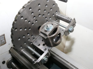 Изготовление планшайбы для токарного станка