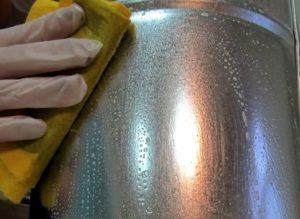 Эмаль для покрытия металлических изделий