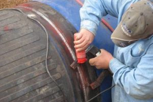 Как проверить сварочный шов на герметичность