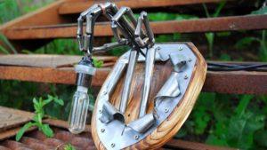 Полезные изделия из металла своими руками