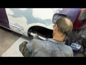 Чем обработать сварочные швы на авто
