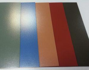 Полиуретановое покрытие для металла