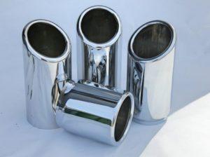 Хромирование металлических изделий