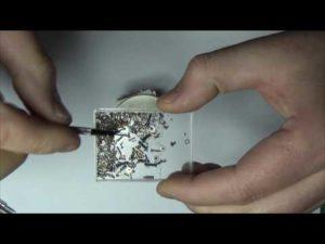 Как размагнитить металл в домашних условиях