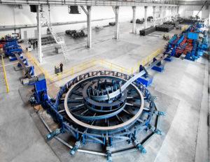 Оборудование для производства профильной трубы из металла