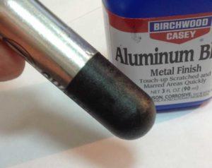 Как затемнить металл в домашних условиях