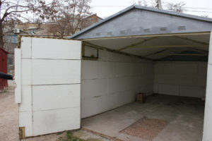 Как утеплить металлический гараж своими руками