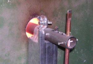 Газовые горелки для котлов отопления своими руками