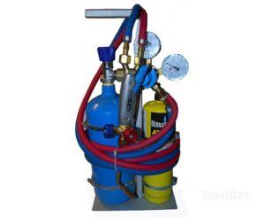 Оборудование для ацетиленовой сварки