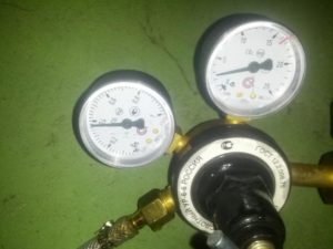 Рабочее давление углекислоты при сварке полуавтоматом