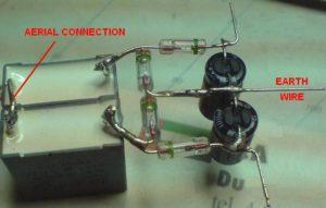 Электричество из радиоволн своими руками
