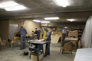 Как открыть цех по производству мебели