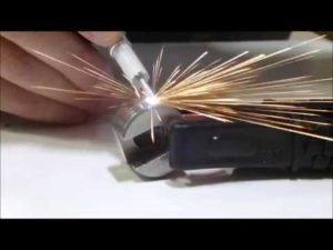 Электроискровое напыление своими руками