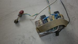 Самодельный аппарат для сварки скруток