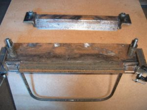Приспособление для гибки листового металла своими руками