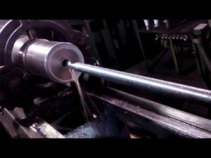Глубокое сверление отверстий в металле технология