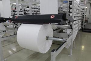 Производство полипропиленовой ткани