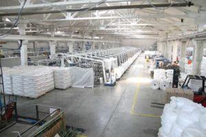 Полипропиленовые мешки производство