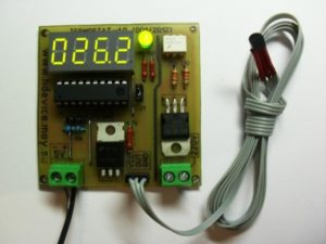 Термоконтроллер своими руками