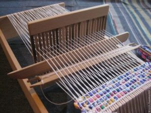 Мини ткацкий станок своими руками