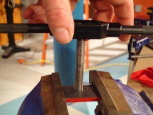 Как сделать резьбу в металле