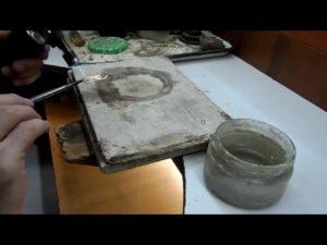 Наращивание металла в домашних условиях