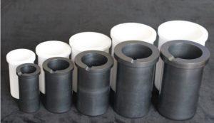 Тигли для плавки цветных металлов