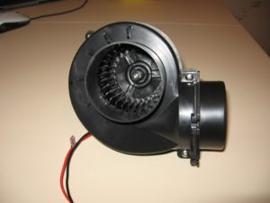 Электрический турбонагнетатель своими руками