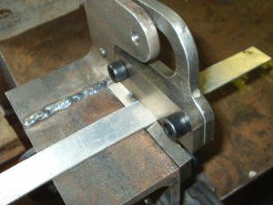 Как сделать ножницы по металлу своими руками