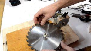 Как заточить дисковую пилу своими руками