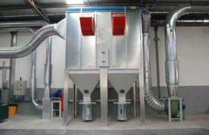 Системы пылеудаления на производстве