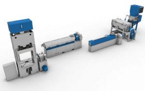 Оборудование для производства полимерно песчаных изделий