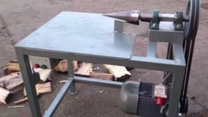Стол для дровокола своими руками