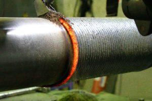 Восстановление металлических деталей