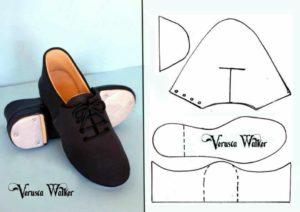 Как пошить обувь своими руками