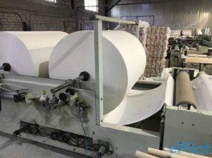 Мини производство туалетной бумаги оборудование на дому