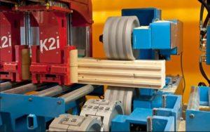 Оборудование для производства профилированного бруса