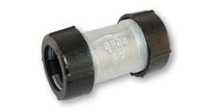 Компрессионное соединение металлических труб