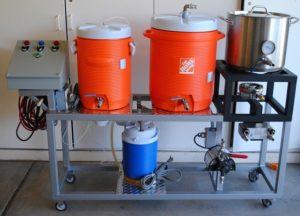 Аппарат для производства пива в домашних условиях