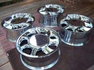 Хромирование металла в домашних условиях