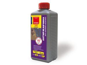 Жидкость для удаления ржавчины с металла