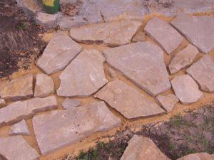 Укладка природного камня своими руками технология