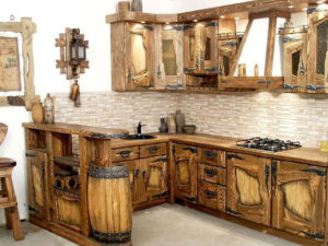Изготовление деревянной мебели своими руками