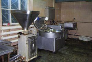 Оборудование для производства колбасных изделий