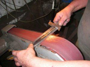 Станок для изготовления ножей своими руками