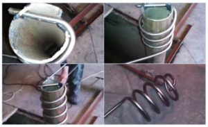 Как согнуть нержавеющую трубу в домашних условиях