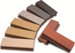 Производство клинкерной плитки в России