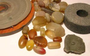 Полировка камня своими руками
