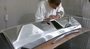 Химическая металлизация своими руками в домашних условиях